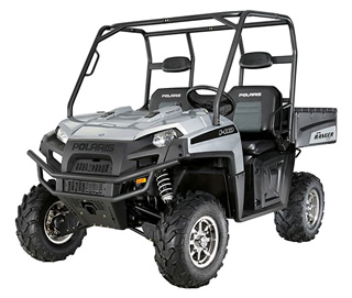 2009 Polaris Ranger HD 700