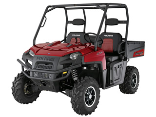 2009 Polaris Ranger XP 700