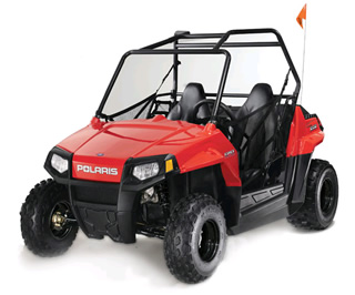 2009 Polaris Ranger Youth RZR 170