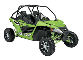 2011 Arctic Cat Wildcat 1000i H.O.