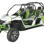 2014 Arctic Cat Wildcat 4