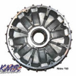 Machined clutch for Yamaha Rhino 700